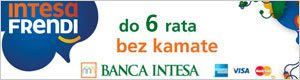 krediti banka Inteze za kupovinu Karcher, Lavor i Kranzle uredjaja